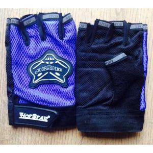 Sporthandschoenen stuntstep - blauwpaars (one size)