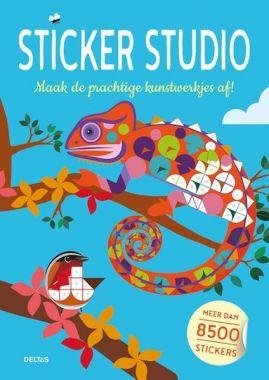 Deltas - Sticker Studio