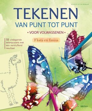 Deltas - Tekenen van Punt tot Punt ~ Flora en Fauna