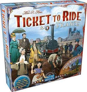 Ticket to Ride - France / Old West