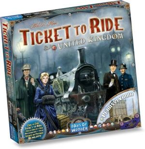 Ticket to Ride - United Kingdom / Pennsylvania