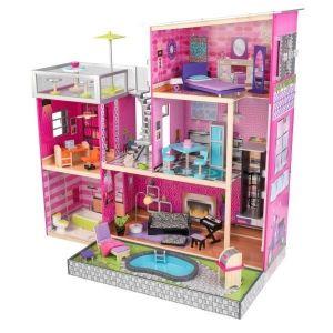 Kidkraft Poppenhuis - Uptown Dollhouse