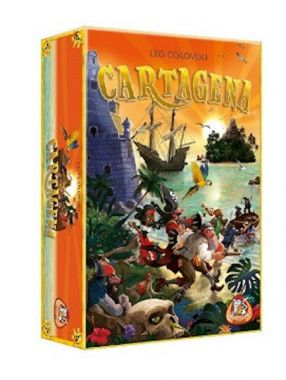 Cartagena - bordspel