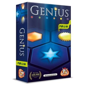 Genius Fun & Go - reisspel